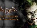Asylum Reborn - Joker Remastered Teaser