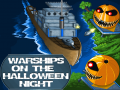Warships On The Halloween Night Coming Soon on Steam!