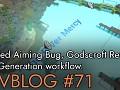 Devblog #71: Elevated Aiming Bug, Godscroft Revamp and Map Generation