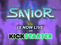 Savior Kickstarter Launch