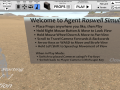 Level Editor / Physics Simulator for Agent Roswell