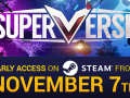SUPERVERSE in Early Access from November 7th