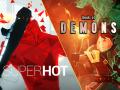 Book of Demons is now... SUPERHOT!