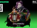 Shukinjou: The Action JRPG that teaches Japanese