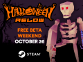 Relow Halloween Beta Weekend