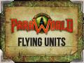 Flying units