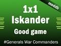 С Искандером 1x1 в War Commanders 9.1.18