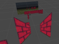 Achieving a 90s style dungeon crawler in Unity