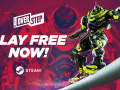 Acrobatic shooter Overstep is here and free-to-play!