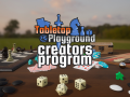 Tabletop creators wanted!