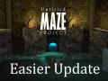 Untitled Maze Project - v1.1 (Easier Update) Changelog