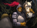 Doors of Insanity Character redesign/random encounters