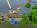 Fan Made Remake Of The Classic Video Game Army Men.