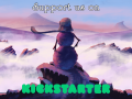 """It is nice when it snows"" on Kickstarter"