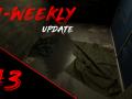 Video Log - DSD Bi-Weekly update #3