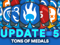 Relow Update 5: Tons of Medals