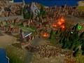 Work on gameplay - city assault