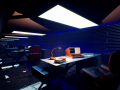 Introducing Future Noir: an FPS thriller about solving a murder in a dystopian future
