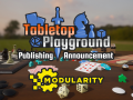 Tabletop Playground To Be Published By Modularity Games