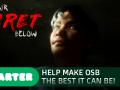 Our Secret Below Teaser Trailer and Kickstarter