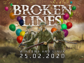 Broken Lines - Coming to you on the 25th of February