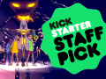 """There Was A Dream has been selected as """"Project we love"""" by Kickstarter"""