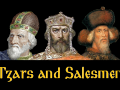 """Official """"Tzars and Salesmen"""" Release"""