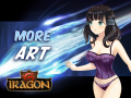 Sexy Anime Girls - Iragon Anime Game Update 24