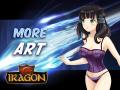 Sexy Anime Girls - Iragon Anime Game Update 24