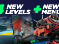 Overstep MEGA Update - New MAPS! New MENUS!