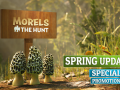 Morels Big Spring Update is Live!