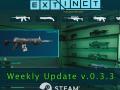 Beyond Extinct Weekly Update 0.3.3
