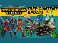 Hypercharge: Unboxed: Nintendo Switch - Major Update #1 Now Live!