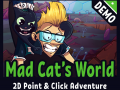 Demo version Mad Cat's World is now available