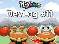 Ploxmons DevLog #11 - Announcing Animations, Leaderboard