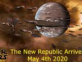 The New Republic's Arrival is Imminent
