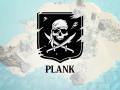 Captain Plank found an island!