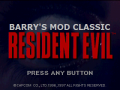 Resident Evil - Barry's Mod Classic Edition (Trailer)