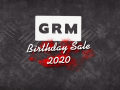 Birthday Sale 2020