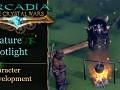 Feature Spotlight #1 - Character Development