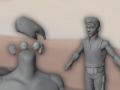 Teodor 3D Model - Dev Log #3