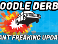 Doodle Derby- Giant Freaking Update now live.