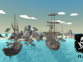 Ahoy! Captain Plank discovers two new islands!