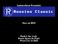 Rossies Classic now available on DOS!