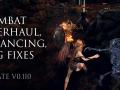 Combat overhaul, balancing and bug fixes