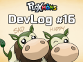 Ploxmons DevLog #16 - Migrating New Code & Monster Animations