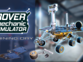Rover Mechanic Simulator: Training Day is now available for free!