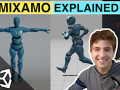 [Beginner-Tutorial] Export Free Characters and Animations from Mixamo to Unity