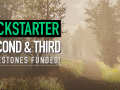Second & third milestones funded in one night!