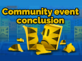 Conclusion of the Destroy Threats Together event